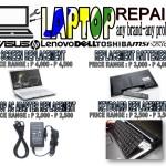 Laptop Parts & Repair